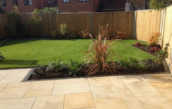 Complete garden design Romsey